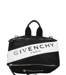 Givenchy Black Pandora Large Duffle Bag