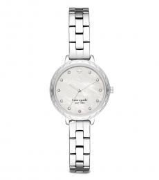 Kate Spade Silver Morningside Quartz Watch