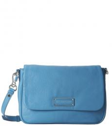 Blue Too Hot To Handle Large Crossbody