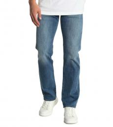 Blue Austyn Luxe Relaxed Fit Jeans
