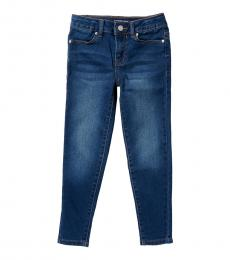 Calvin Klein Girls Aged Indigo Ultimate Skinny Jeans