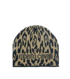 Camel Jaguar Beanie