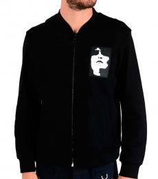 Neil Barrett Black Full Zipped Jacket