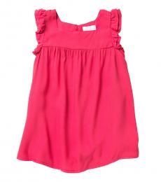 BCBGirls Little Girls Paradise Voile Dress