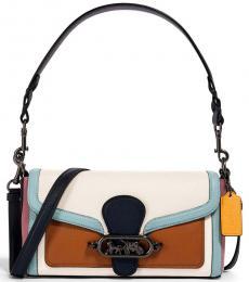 Coach Multicolor Jade Medium Shoulder Bag
