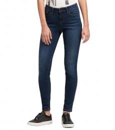 DKNY Warren Wash The Mid-Rise Skinny Jean
