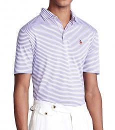 Ralph Lauren Light Purple Classic Fit Polo