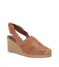Ralph Lauren Tan Helma Wedges