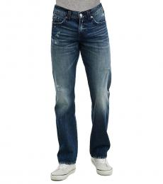 Industry Blue Ricky Relaxed Straight Jeans