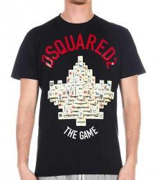 Black The Game Logo T-Shirt