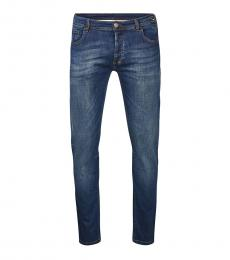 Versace Jeans Dark Blue Slim Fit Jeans