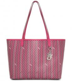 DKNY Electric Pink Gemma Large Tote