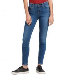 DKNY Cornelia Wash The Mid-Rise Skinny Jean