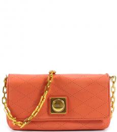 Marc by Marc Jacobs Light Coral On the Dot Small Crossbody
