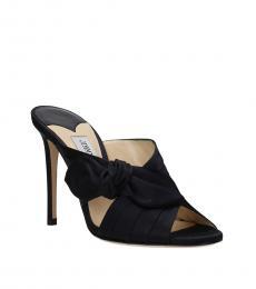 Jimmy Choo Blue Keely Heels