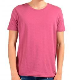 Hugo Boss Purple Crewneck T-Shirt