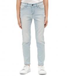 Calvin Klein Girls Moonlight Skinny Jeans