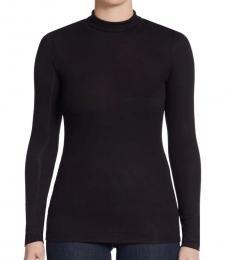 BCBGMaxazria Black Brynne Knit Sweater
