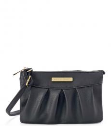 Juicy Couture Black Double Gusset Small Crossbody