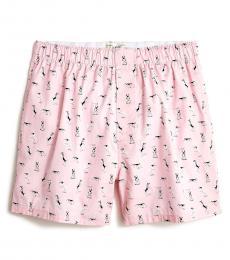 J.Crew Light Pink Pink Dog Boxers