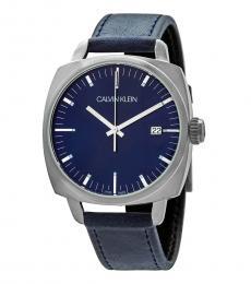 Calvin Klein Blue Fraternity Modish Watch