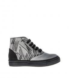 Stella McCartney Grey Gonzales Sneakers