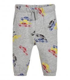 Baby Boys Grey Loopie Joggers