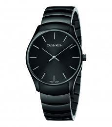 Calvin Klein Black Bracelet Watch
