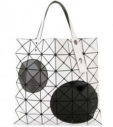 White Maru Maru Medium Tote