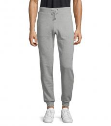Versace Collection Grey Logo Pullover Joggers