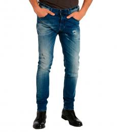 Blue Tepphar Jeans