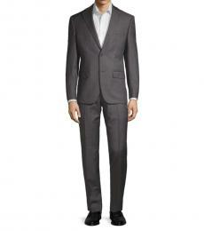 Michael Kors Grey Classic Pinstripe Suit