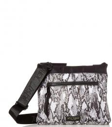 Black White Gone Wild Medium Crossbody