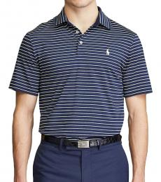 Ralph Lauren French Navy Multi Classic-Fit Polo