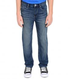 Calvin Klein Boys Denim Skinny-Fit Jeans