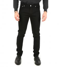 Alexander McQueen Black Slim Fit Jeans