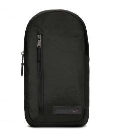 Calvin Klein Black Casual Medium Sling Backpack