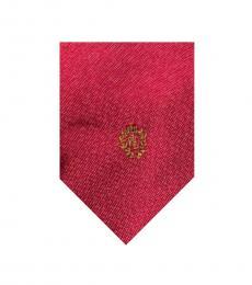 Ralph Lauren Red Dapper Tie