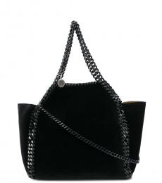 Stella McCartney Black Falabella Mini Tote