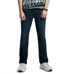 Blue Reflection Ricky Straight Jeans