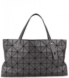 Dark Grey Rock Matte Medium Tote