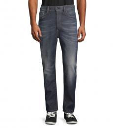 Denim Tapered-Fit Jeans