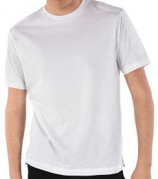 Diesel White Round Necked Sadao T-Shirt