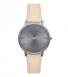 Grey Classic Watch