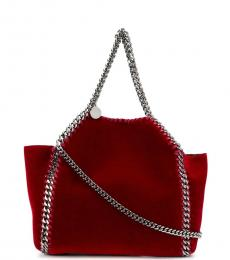 Stella McCartney Red Falabella Mini Tote