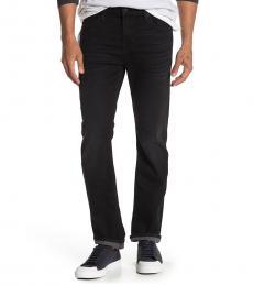 Black Austyn Slim Leg Jeans