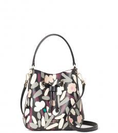 Kate Spade Fete Floral Eva Mini Bucket Bag