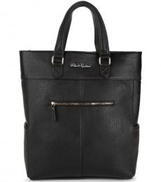 Robert Graham Black Laurence Convertible Large Tote