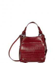 Rebecca Minkoff Pinot Noir Kate Mini Satchel