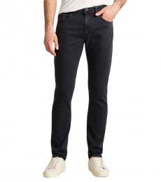 Diesel Navy Blue Thommer Skinny Jeans